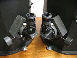 Homemade focusers
